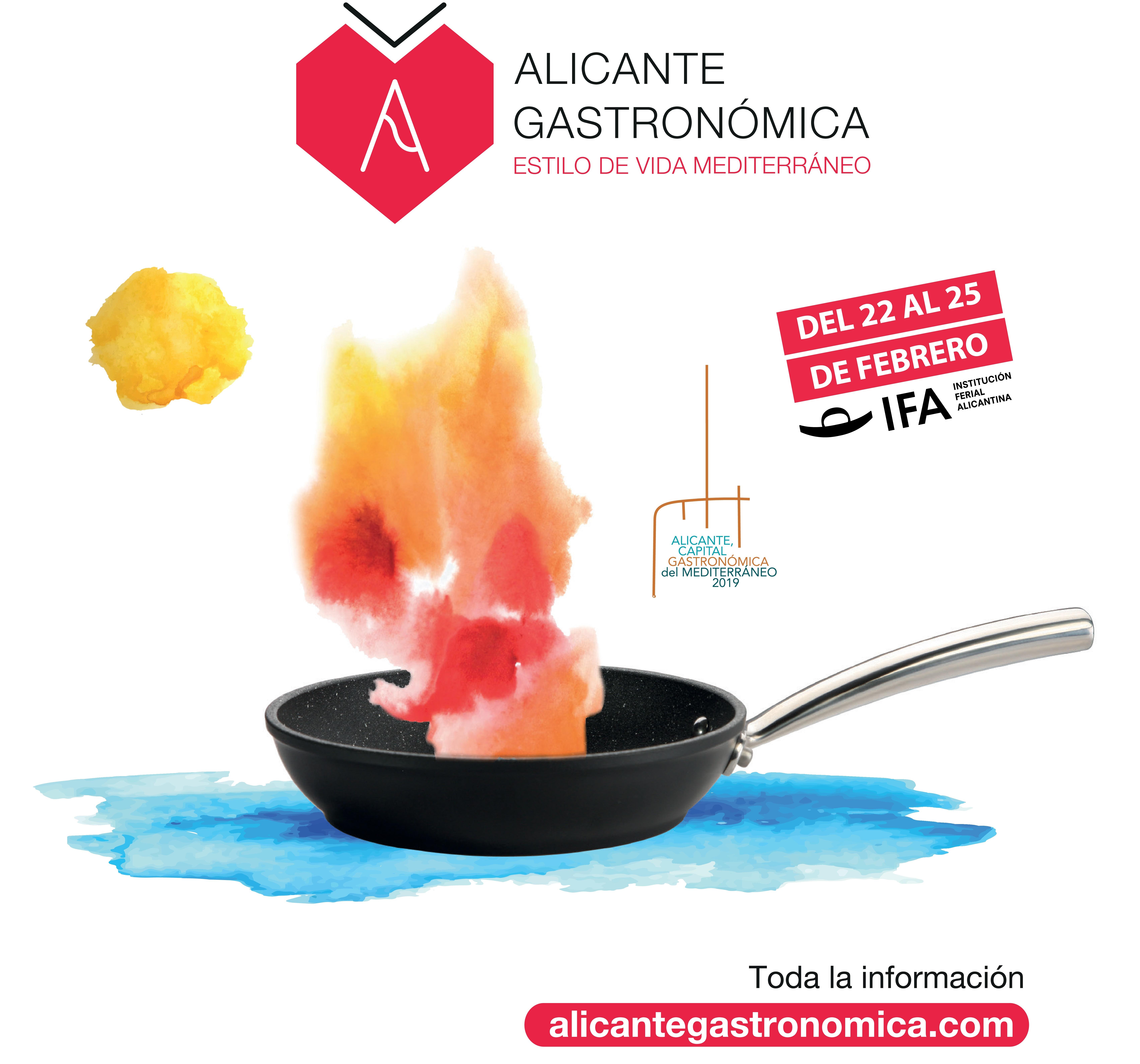 Nos Vemos En Alicante Gastronómica Del 22 Al 25 De Febrero